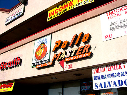 Profile: Pollo Master