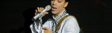 Coachella 2008: Prince, Saturday, Main Stage