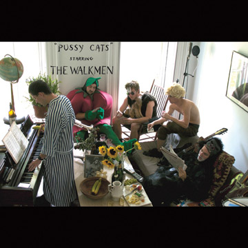 The Walkmen: Pete Bauer on <i>Pussy Cats</i>, Los Angeles. Plus, Win a Walkmen Prize Package