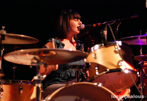 Quasi at the El Rey Theater on October 30, 2007