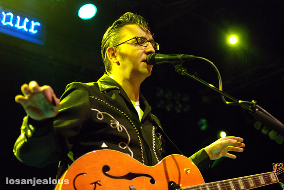 Richard Hawley at the Troubadour on December 13, 2007