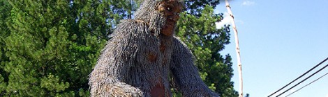 BIGFOOT SPOTTED, GRIFFITH PARK, JULY 4