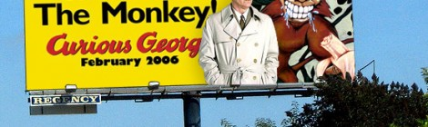 City Pleads: More Panther, Monkey Advertising