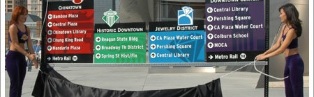 New Signage to Help Disappointed Tourists Navigate Downtown