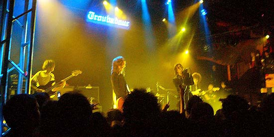 The Strokes — Live in Los Angeles — Pictures and Video