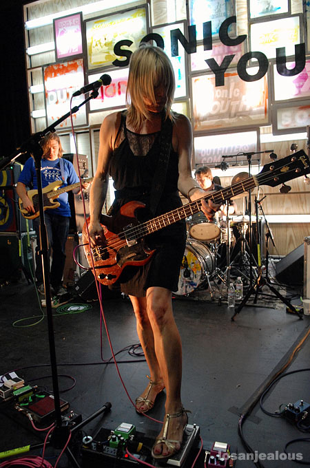 Kim Gordon, Thurston Moore Totally Dominating Thursday – Saturday This Week