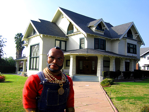 Mr. T Visitor Guide: 'Six Feet Under' House