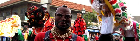 Mr. T Visitor Guide: Chinatown Year of the Dog Parade