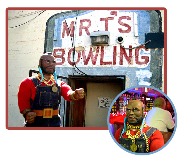 Mr. T Visitor Guide: Mr. T's Bowl