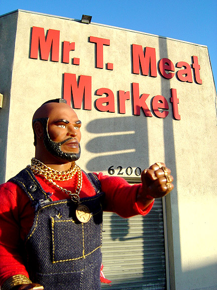 Mr. T Visitor Guide: Mr. T's Meat Market
