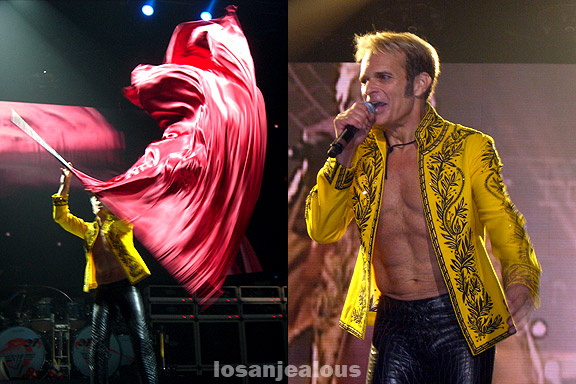 Van Halen Dress Rehearsal @ The Forum: More Photos