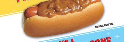 Suck on Chili Dogs Outside the Tastee Freez For Free Today