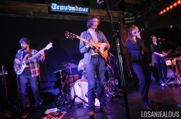 Photos: Dirty Projectors @ Troubadour, February 5, 2013