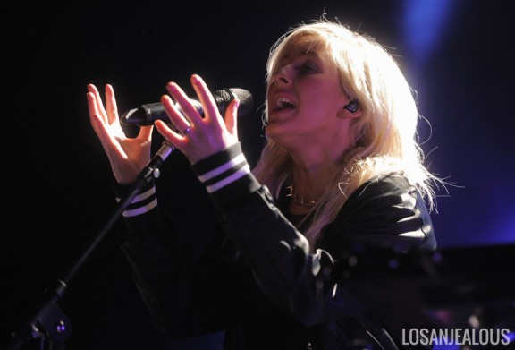 Ellie Goulding @ Hollywood Palladium, February 12, 2013