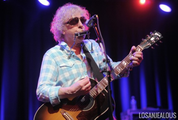 Ian Hunter & The Rant Band @ El Rey Theatre, February 2, 2012