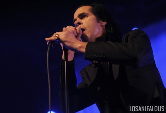 Nick Cave & The Bad Seeds @ Fonda Theatre, February 21, 2013