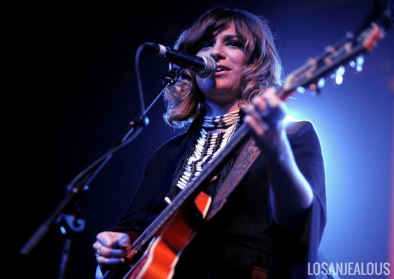 Nicole Atkins @ Fonda Theatre, February 15, 2013