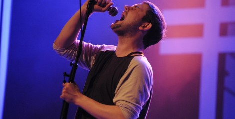 Photos: The Twilight Sad @ The Fonda Theatre, March 13, 2013