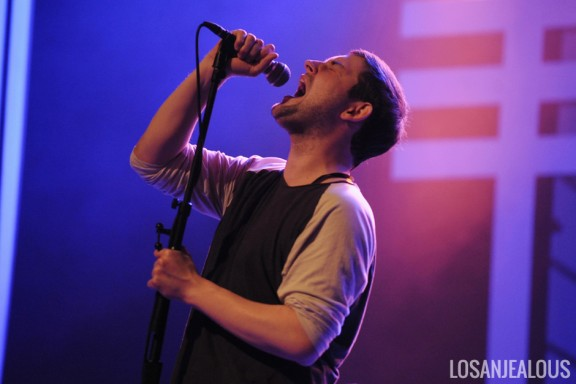 Photos: The Twilight Sad @ The Fonda Theatre, March 13, 2013