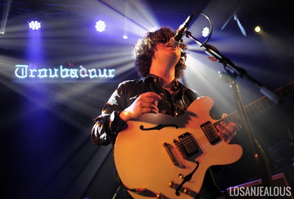 The View @ Troubadour, March 6, 2013