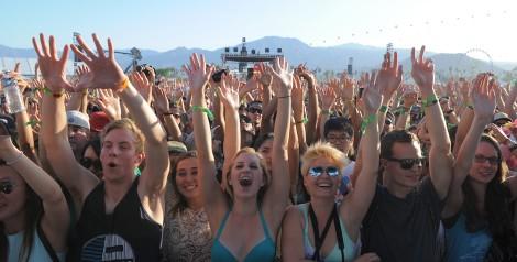 Coachella 2013 Photos: Friday (Weekend 1)
