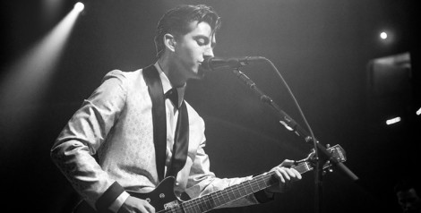Arctic Monkeys @ Majestic Ventura Theater, May 22, 2013
