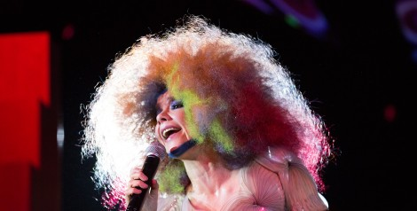 "Notes: Björk ""Biophilia"" Live @ Hollywood Palladium, June 2, 2013"