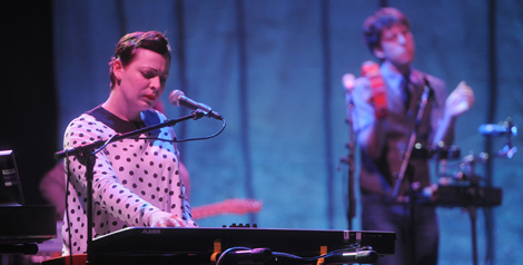 Photos: Camera Obscura @ The Wiltern, June 18, 2013