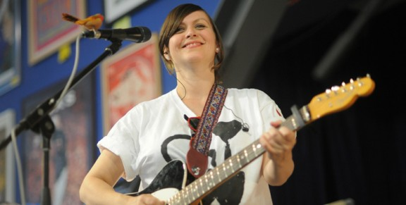 Photos: Camera Obscura @ Amoeba Music, June 17, 2013