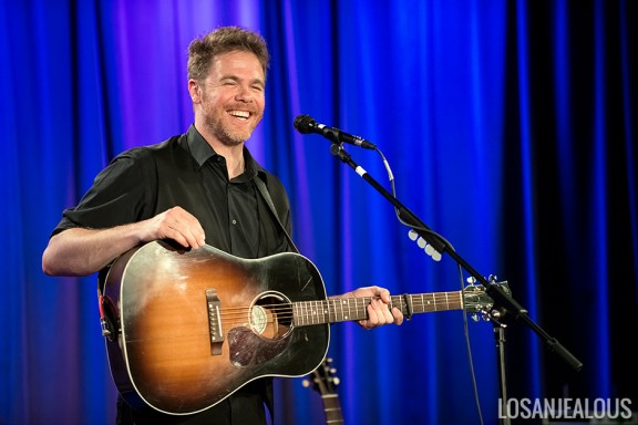 Photos: Josh Ritter @ GRAMMY Museum at L.A. Live, June 13, 2013