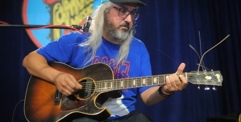 Photos: J Mascis @ Amoeba Music, July 14, 2013