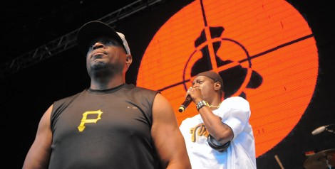Photos: Public Enemy | Kings of the Mic Tour @ Greek Theatre, July 7, 2013