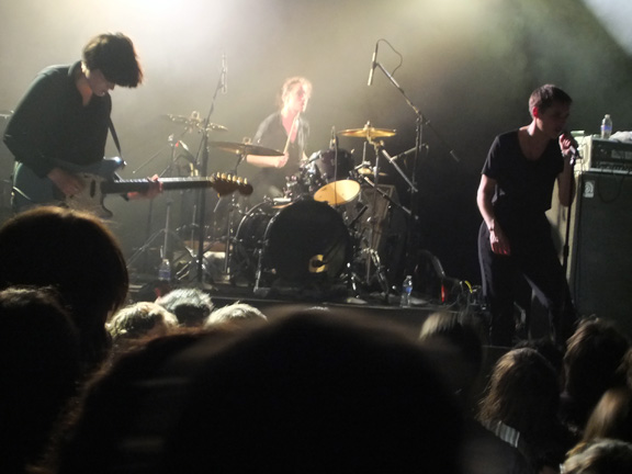 Savages @ El Rey Theatre, July 23, 2013