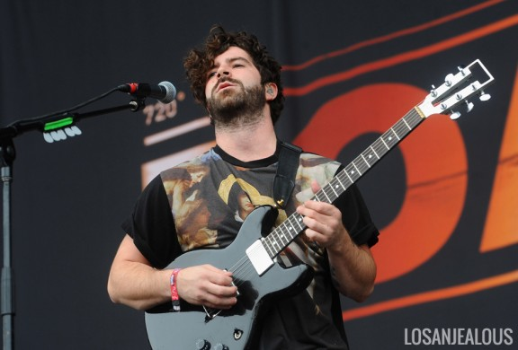 Photos: Foals @ Outside Lands 2013