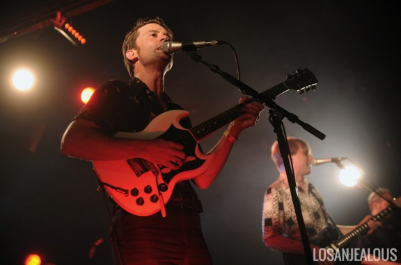 Notes: Franz Ferdinand @ Echoplex, July 30, 2013