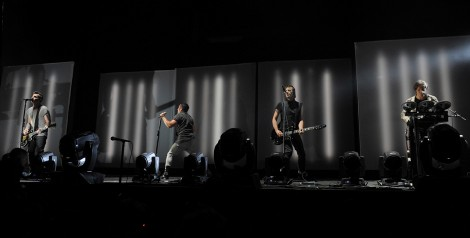 Photos: Nine Inch Nails @ Outside Lands 2013