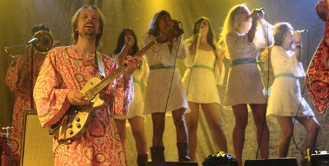 The Polyphonic Spree @ El Rey Theatre, August 22, 2013