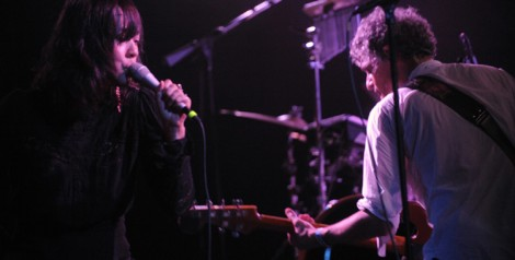 Photos: Blonde Redhead w/ The Mast @ El Rey Theatre, September 3, 2013