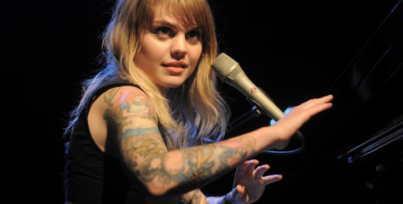 Photos: Coeur de Pirate @ El Rey Theatre, September 14, 2013