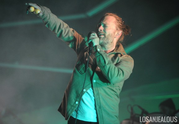 Photos: Atoms For Peace @ 2013 Treasure Island Music Festival