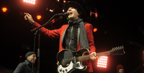 Photos: Beck @ 2013 Treasure Island Music Festival