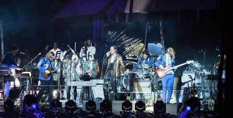 Arcade Fire Conduct The Music Experiment