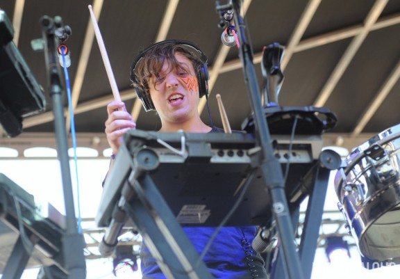 Photos: Robert DeLong @ 2013 Treasure Island Music Festival