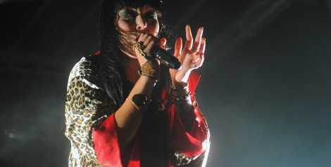 Photos: Sleigh Bells @ 2013 Treasure Island Music Festival