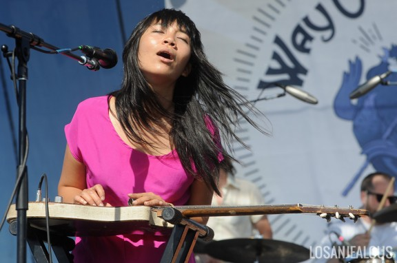 Photos: Way Over Yonder Festival: Thao & The Get Down Stay Down