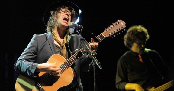 Photos: The Waterboys @ El Rey Theatre, October 7, 2013