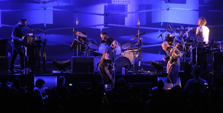 Photos: Atoms For Peace @ Hollywood Bowl, October 16, 2013