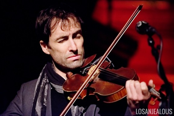 "Photos: Andrew Bird ""Gezelligheid"" @ Immanuel Presbyterian Church, Decmeber 19, 2013"