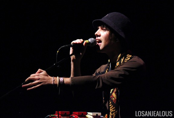 Pics & Notes: Jagwar Ma @ El Rey Theatre, December 13, 2013