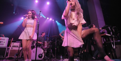 Photos: Kitten @ The Observatory, December 5, 2013
